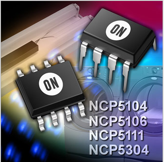NCP5104 NCP5106  ON品牌